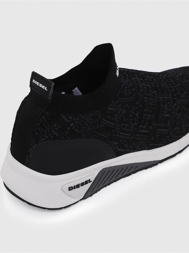 Diesel - S-KB ATHL SOCK W, Black - Sneakers - Image 4