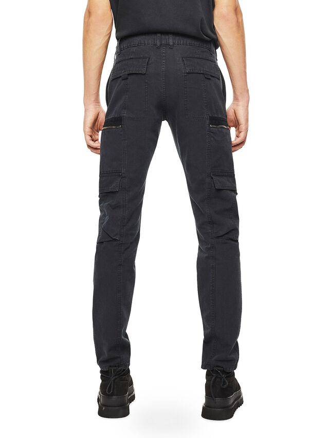 Diesel - PITARGO, Black - Pants - Image 2