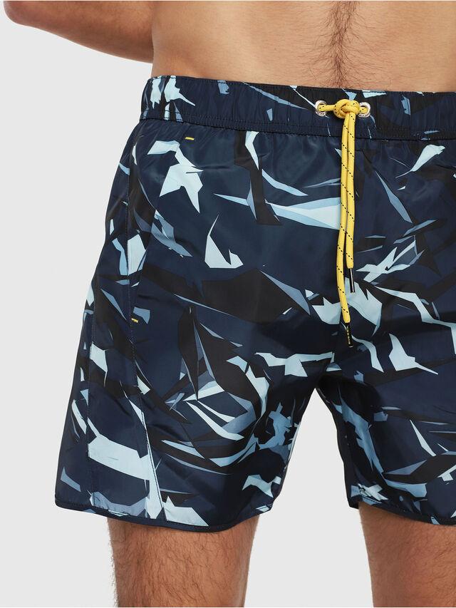 Diesel - BMBX-SEASPRINT, Blue - Swim shorts - Image 3