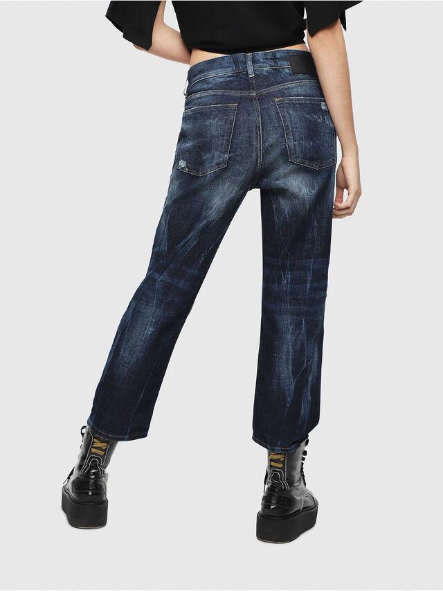 Diesel - Aryel 089AL, Dark Blue - Jeans - Image 2