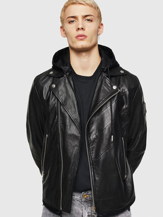 afe368b3 Mens Leather Jackets | Diesel Online Store
