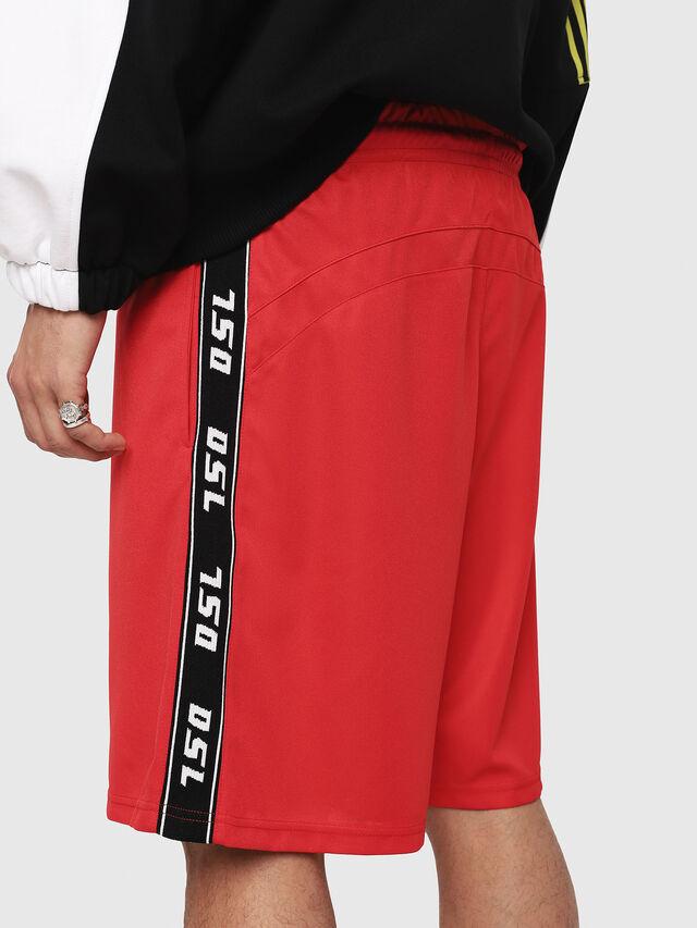 Diesel - P-HITOSHI, Red - Shorts - Image 5