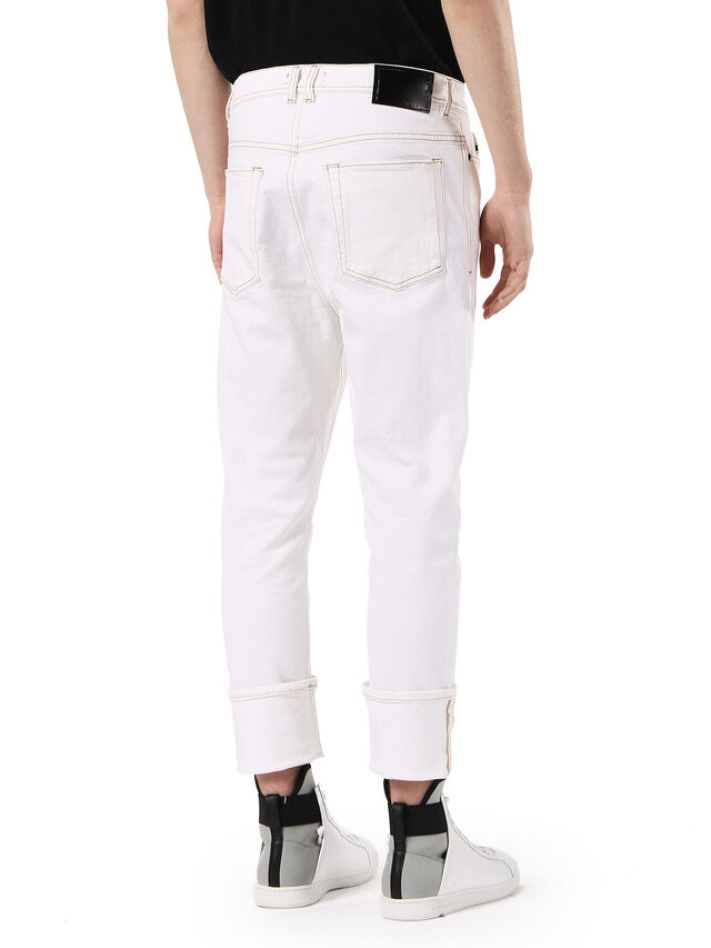 Diesel - TYPE-2846, White - Jeans - Image 2