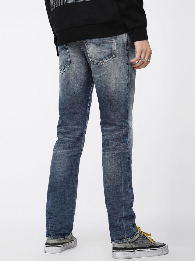 Diesel - Buster 084WN, Medium Blue - Jeans - Image 2