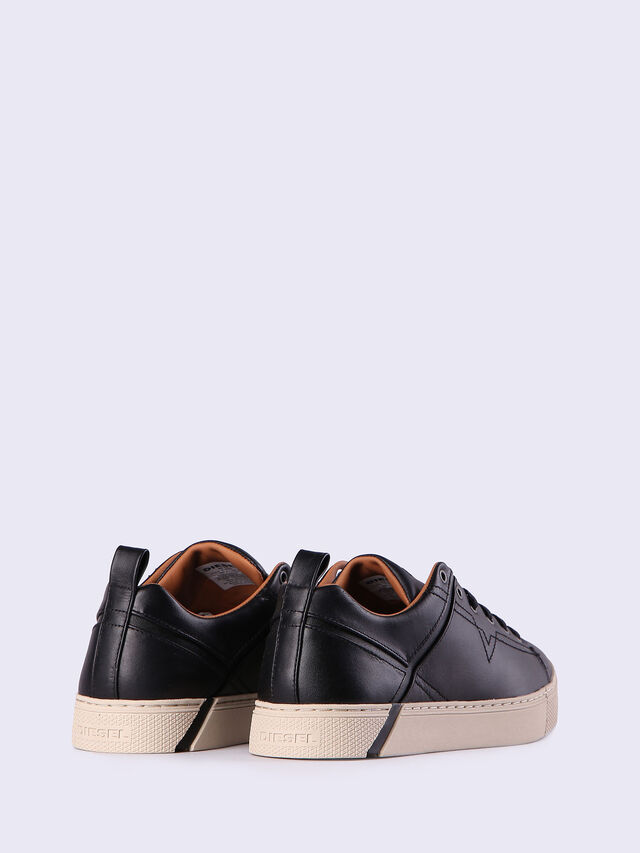 S-MIRAGE LOW, Black