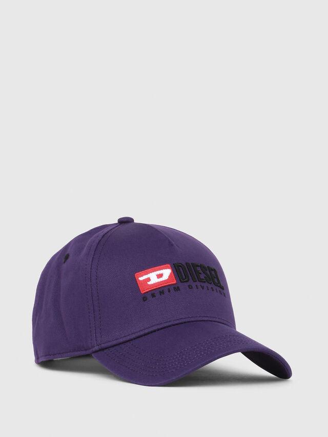 Diesel - CAKERYM-MAX, Violet - Caps, Hats and Gloves - Image 1
