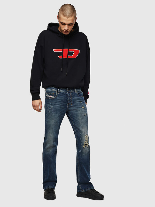 Diesel - Zatiny 083AC, Dark Blue - Jeans - Image 5