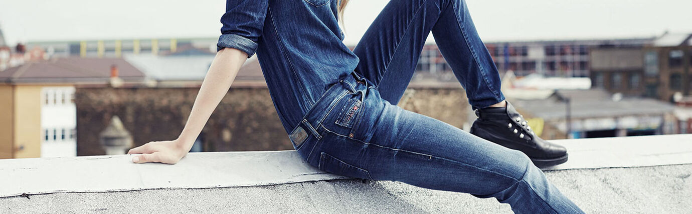 Shop Women's Denim By Fit