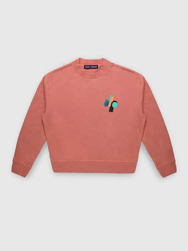 PR-SW02, Pink - Sweatshirts
