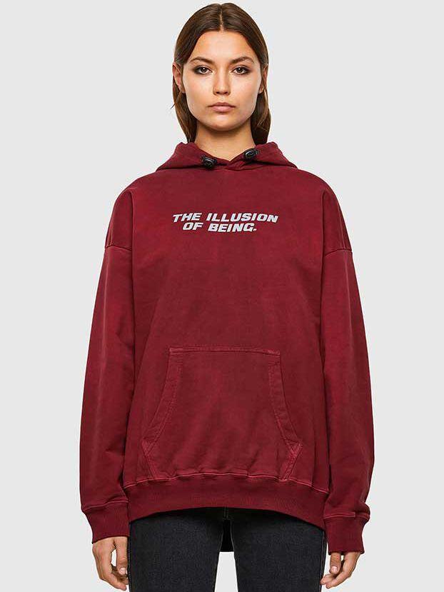 S-UMMEREL-N73, Brown - Sweatshirts