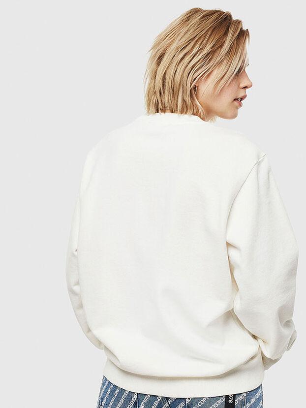 S-GIRK-WORK, White - Sweatshirts