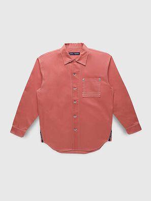 PR-SH01, Pink - Denim Shirts