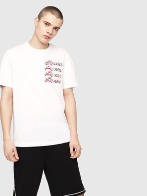 T-JUST-Y13, White - T-Shirts