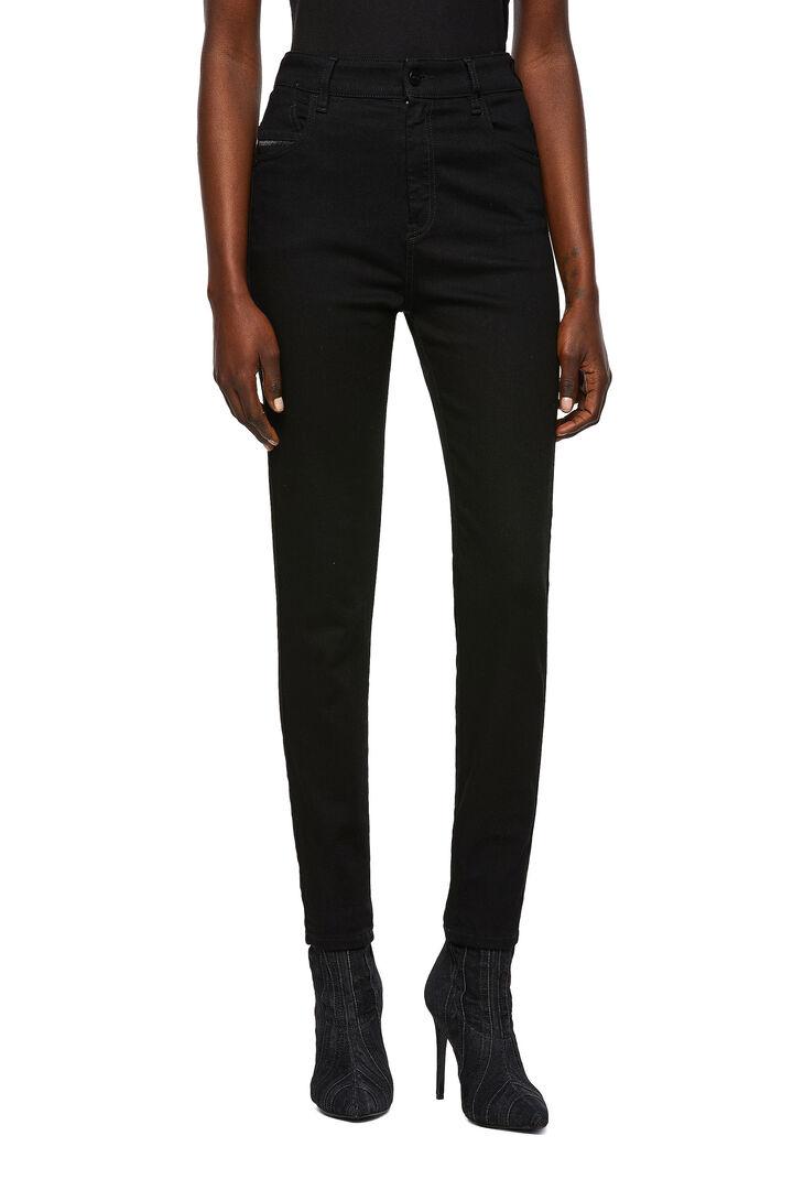 Slandy High Skinny Jeans 069EF,