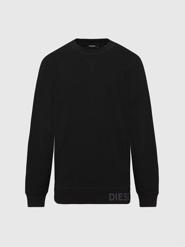 S-PEWTER, Black - Sweatshirts