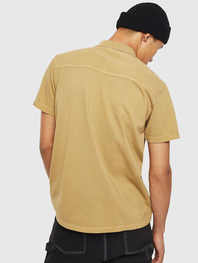 Diesel - T-POLO-WORKY, Beige - Polos - Image 2