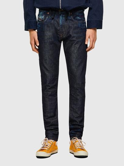 Diesel - D-Strukt Slim Jeans 09A20, Dark Blue - Jeans - Image 1