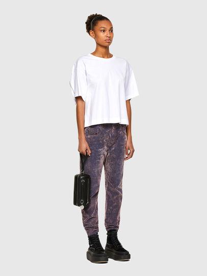 Diesel - Fayza 069RQ, Blue/Pink - Jeans - Image 5