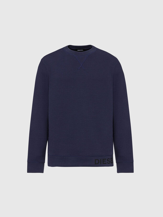 S-PEWTER, Dark Blue - Sweatshirts