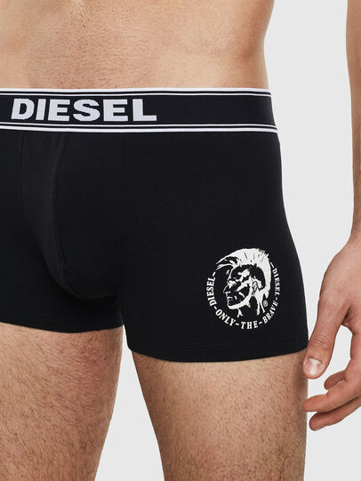 Diesel - UMBX-SHAWNTHREEPACK, Black/Grey - Trunks - Image 4