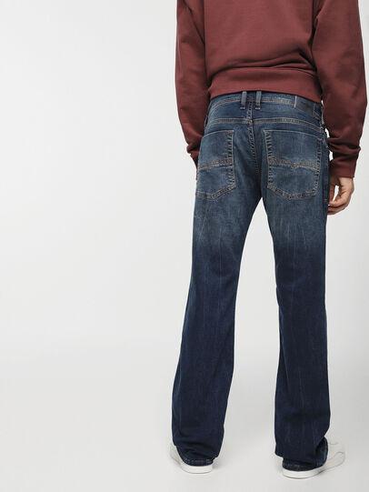 Diesel - Zatiny C84XV, Dark Blue - Jeans - Image 2