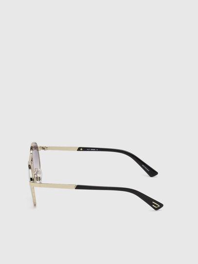 Diesel - DL0265, Gold - Sunglasses - Image 3