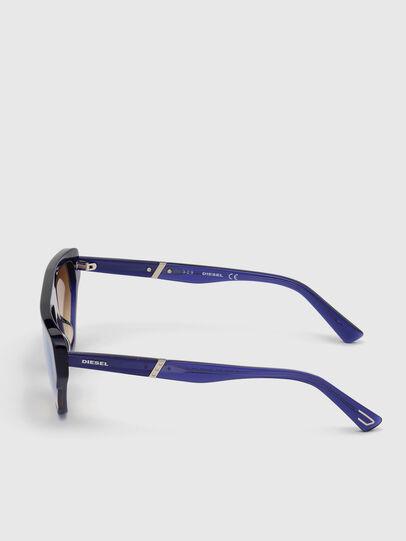 Diesel - DL0322, Azul - Gafas de sol - Image 3
