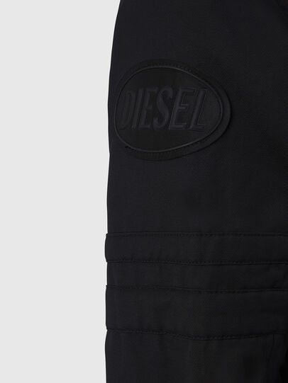 Diesel - J-GLORY, Black - Jackets - Image 4