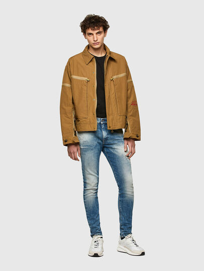 Diesel - J-THOMPSON, Light Brown - Jackets - Image 6