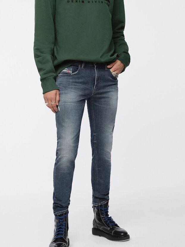 Thommer JoggJeans 084YP, Medium Blue - Jeans