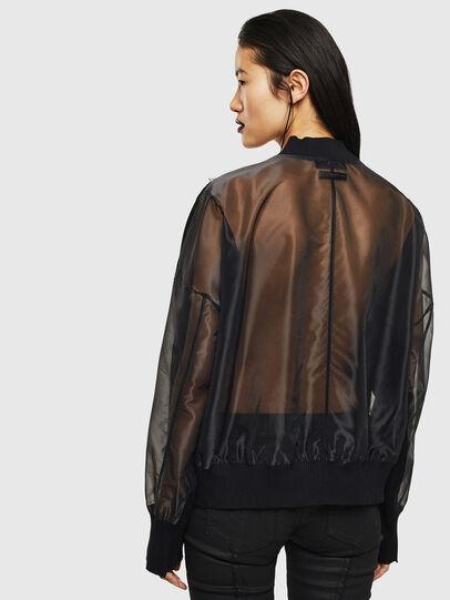 Diesel - MOLLYS, Black - Sweaters - Image 2