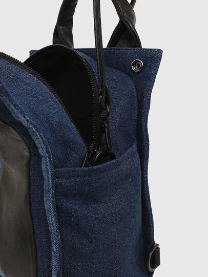 Diesel - GAYA, Blue Jeans - Crossbody Bags - Image 5