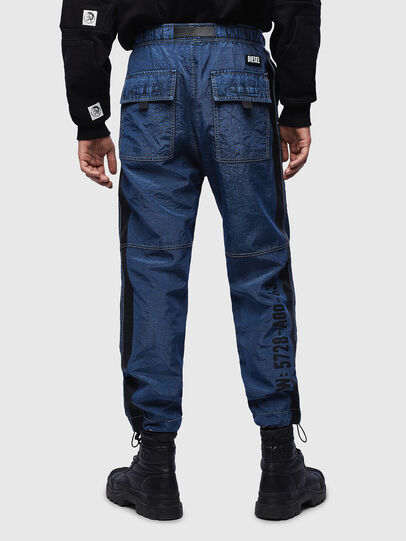 Diesel - P-BERG, Blue - Pants - Image 2