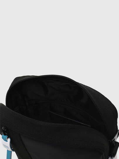 Diesel - ODERZO Z, Dark Blue - Crossbody Bags - Image 4