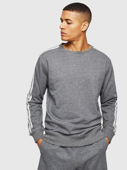 Diesel - UMLT-WILLY, Grey - Sweatshirts - Image 5