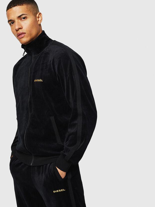 UMLT-MAX-CZ, Black - Sweatshirts