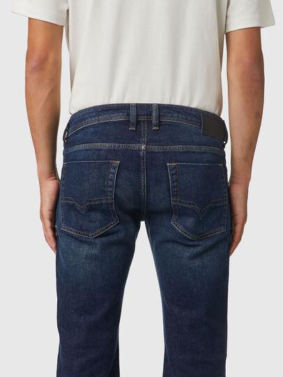 Diesel - Zatiny Bootcut Jeans 009HN, Dark Blue - Jeans - Image 4