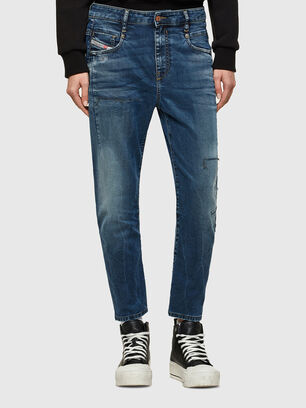 FAYZA JoggJeans® 069SZ, Dark Blue - Jeans