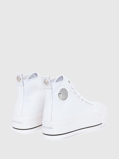 Diesel - S-ASTICO MC WEDGE, Blanco - Sneakers - Image 3
