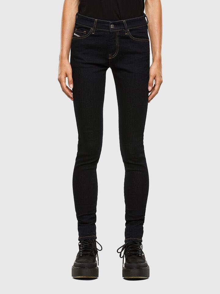 Slandy Skinny Jeans 009CW,