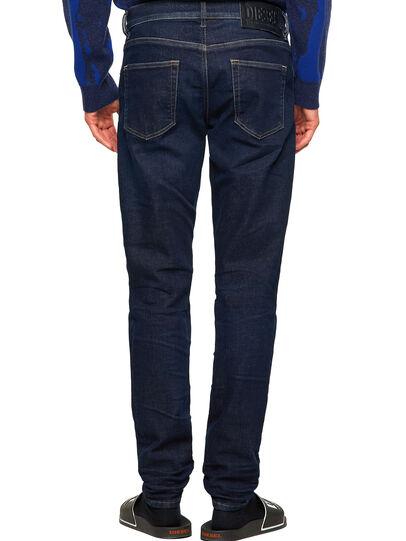 Diesel - D-Strukt Slim JoggJeans® Z69VI, Dark Blue - Jeans - Image 2