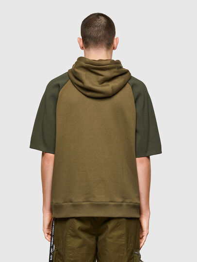Diesel - K-MILKY, Military Green - Sweaters - Image 2