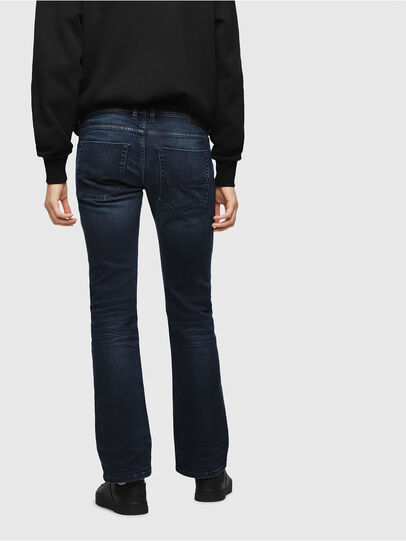 Diesel - Zatiny 087AS, Dark Blue - Jeans - Image 2