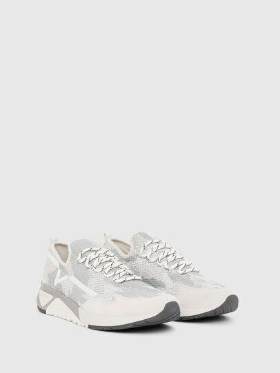 Diesel - S-KBY, Grey/White - Sneakers - Image 2