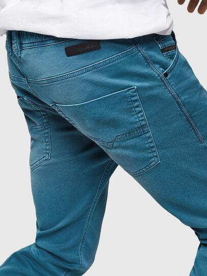 Diesel - Krooley JoggJeans 0670M, Light Blue - Jeans - Image 5