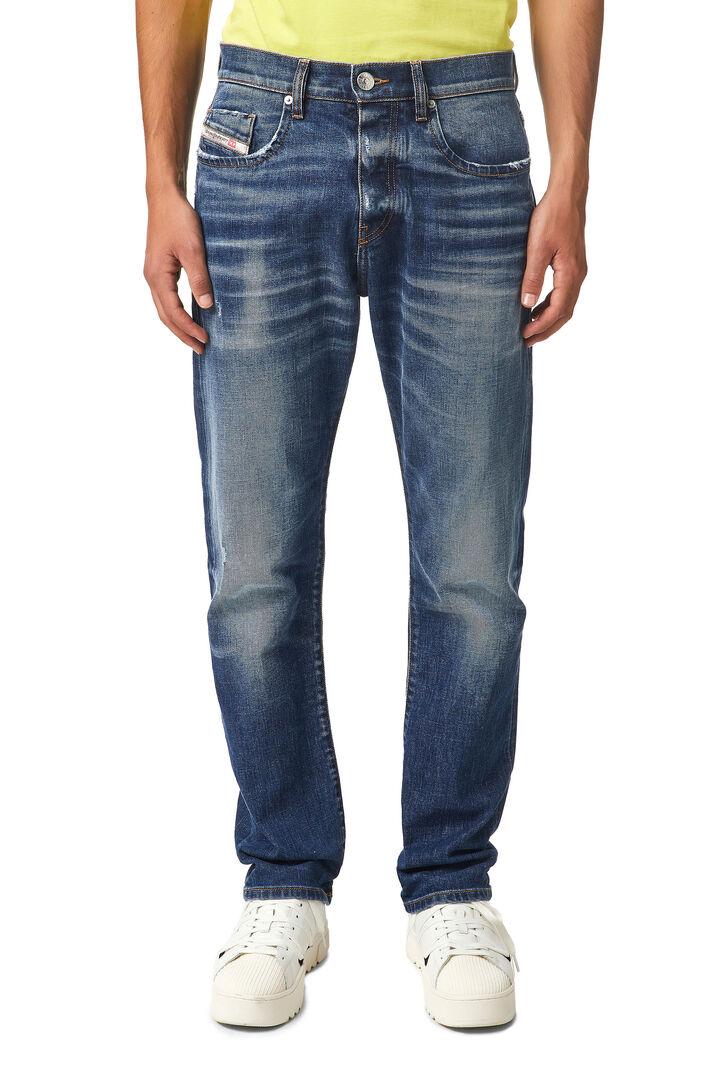 D-Viker Straight Jeans 09A92,