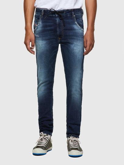 Diesel - Krooley JoggJeans® 069YF, Azul Oscuro - Vaqueros - Image 1
