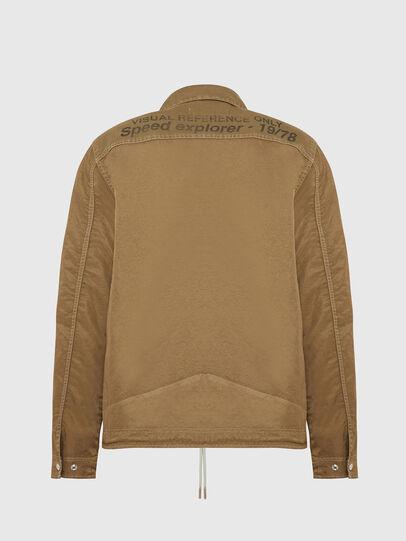 Diesel - J-BERKLEY, Light Brown - Jackets - Image 2