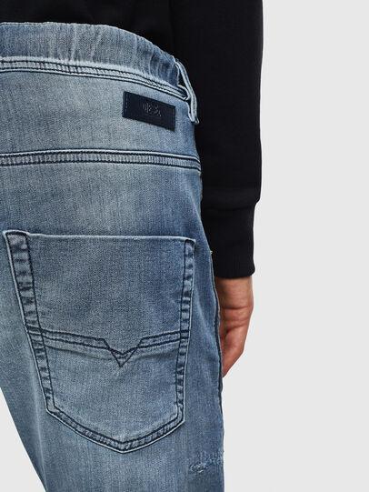 Diesel - Krooley JoggJeans 069JZ, Light Blue - Jeans - Image 5