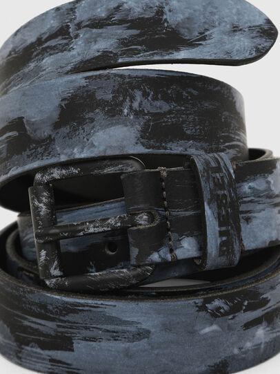 Diesel - B-LONG, Blue - Belts - Image 2